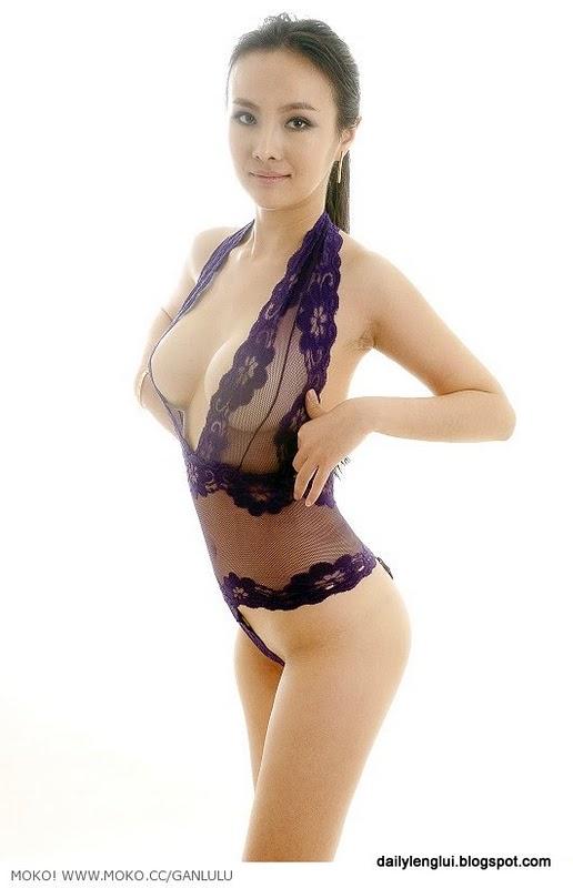 lulu actress Gan chinese